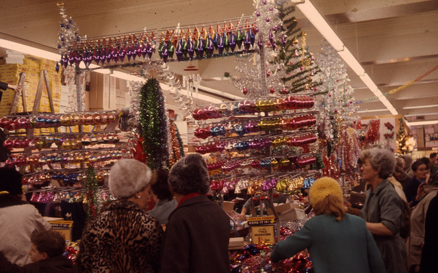 Woolworth's decorations