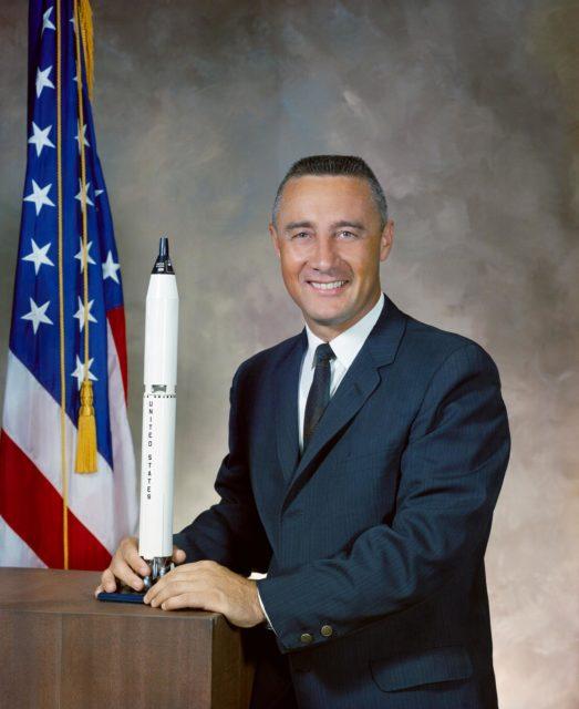 Official Portrait - Astronaut Virgil I. Grissom