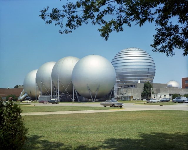 Gas Dynamics Laboratory or Spheres NASA Langley