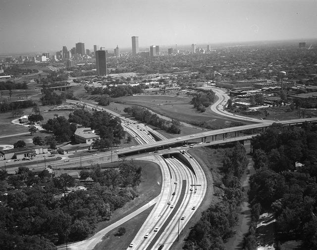 [Aerial View, Houston, Texas]