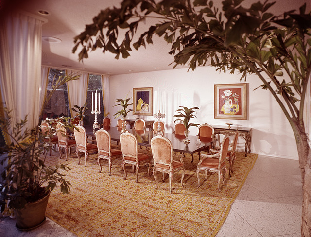 [Dining Room, Theodore Newton Law Residence]