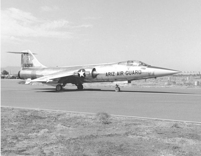 Lockheed F-104C 56-0891 AZ ANG [via RJF]