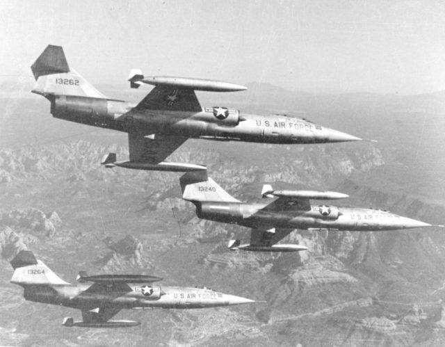 Lockheed F-104G 63-13262 [via RJF]