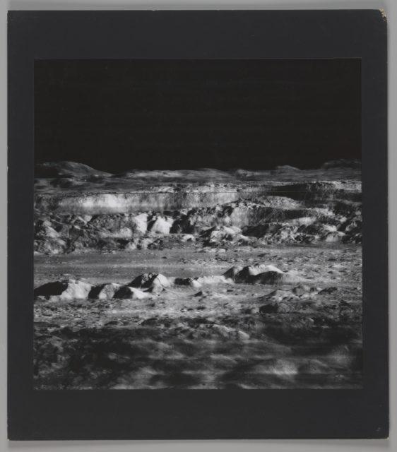 The Moon – Crater Copernicus – Closeup