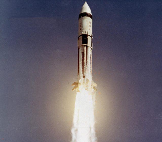 AS-203, the third Saturn IB launch - Saturn Apollo Program
