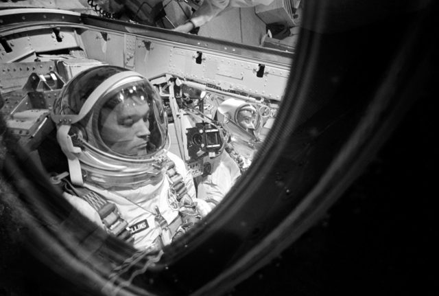 Astronaut Collins - Gemini 10 - Young - MSC