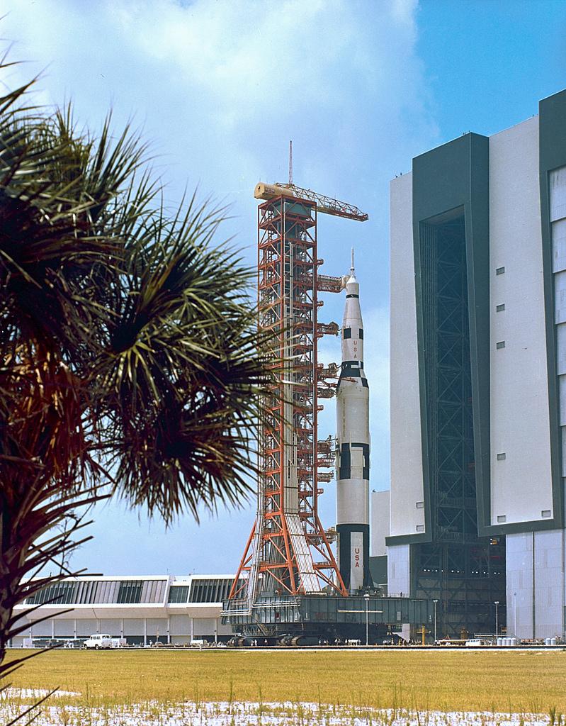 Apollo Saturn V Test Vehicle