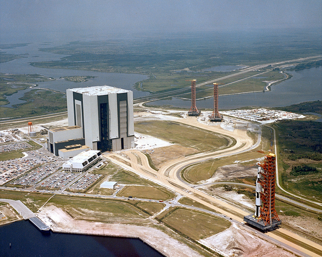 Apollo Saturn V Test Vehicle