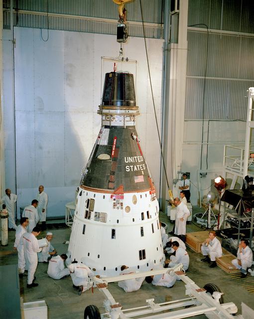 Gemini 11 maintenance