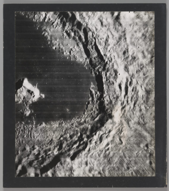 Backside of the Moon at Apolune (S-21.5)