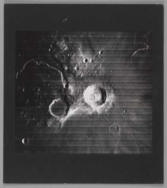 The Moon – Crater Aristarchus, Schroter's Valley
