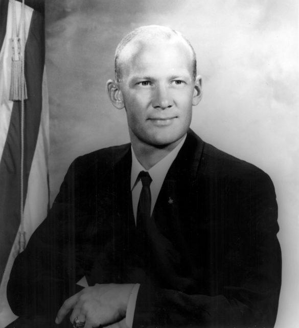 Edwin E. (Buzz) Aldrin