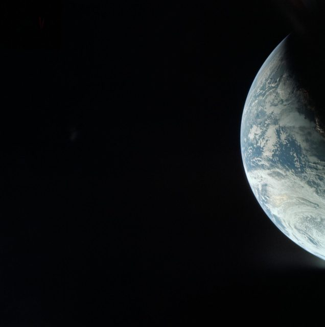 Apollo 4 Mission - Atlantic Ocean,coastal Brazil and West Africa