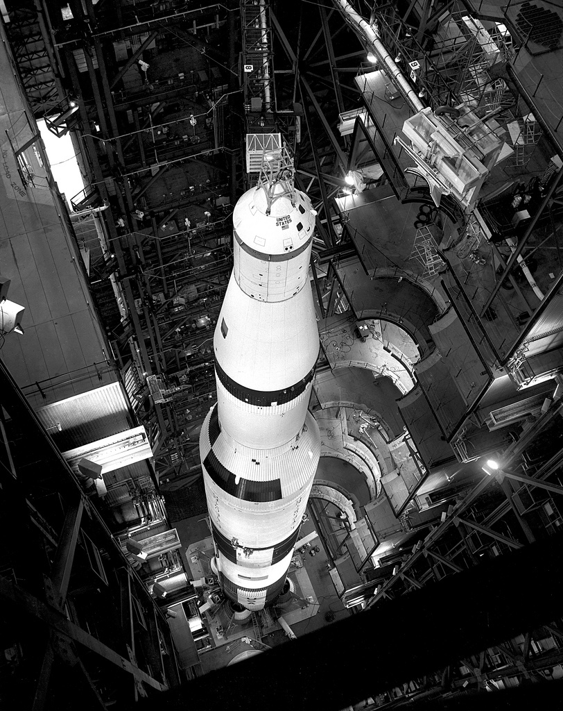 Apollo/Saturn 501 Vehicle Preparations