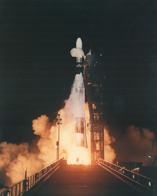 Mariner 5 Launch
