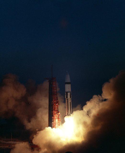 Saturn IB - Apollo 5 - Apollo Program