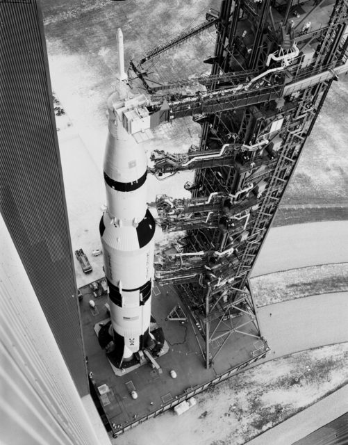 Apollo 6 - Saturn Apollo Program