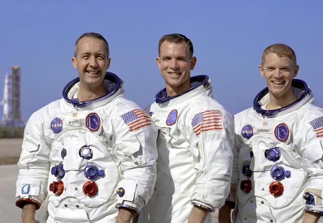 Apollo 9 Crew