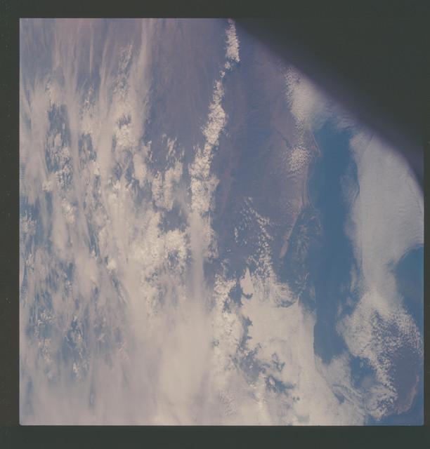 Apollo Moon Landing Images