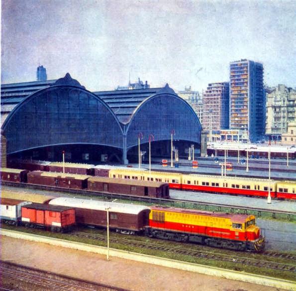 FA rolling stock retiro 1968