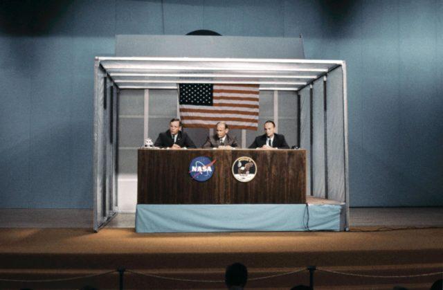 Apollo 11 PREFLIGHT - PRESS CONFERENCE - MSC