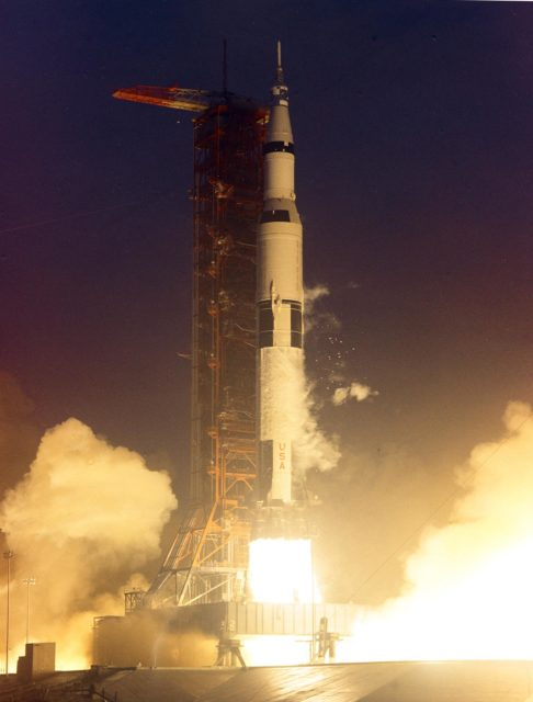 Apollo 12 - Saturn Apollo Program