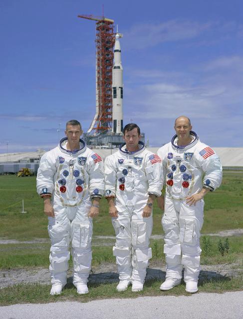 Apollo 10 Prime Crew