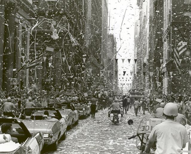Chicago Welcomes the Apollo 11 Astronauts