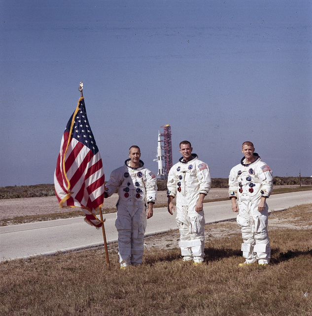 The Apollo 9 Astronauts