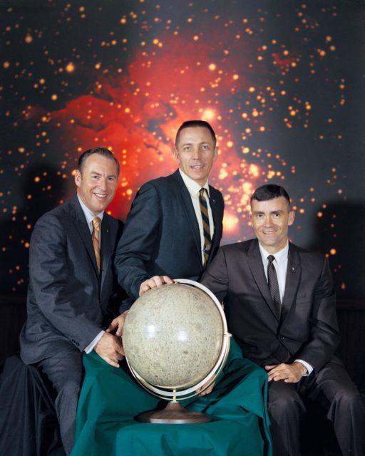 Official Portrait - Apollo 13 - Prime Crew
