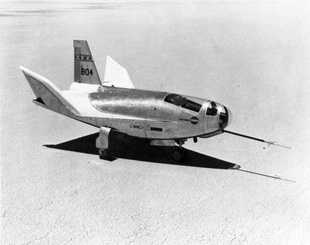 Northrop HL-10, Nasa 804