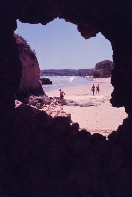 Praia de Rocha: Portimao, Algarve, Portugal