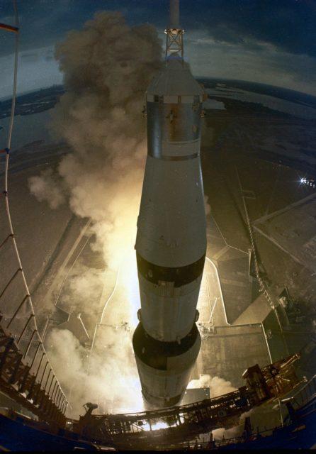 Apollo 14 - Saturn Apollo Program