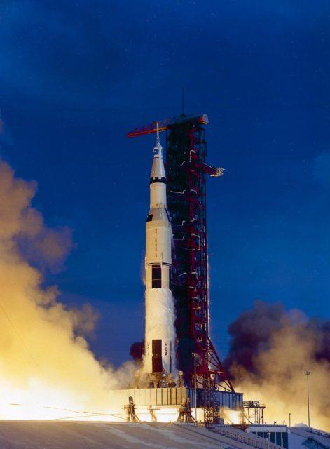 Lunar Roving Vehicle (LRV) - Saturn Apollo Program