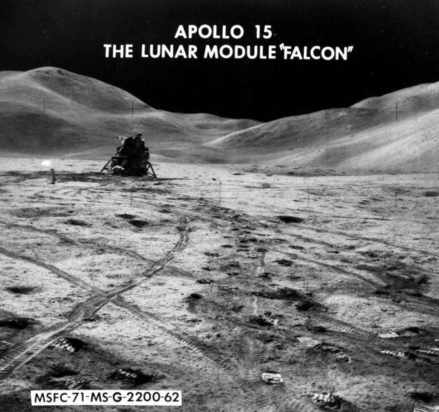 Apollo 15 - Saturn Apollo Program