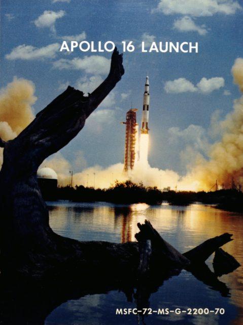 Apollo 16 - Saturn Apollo Program
