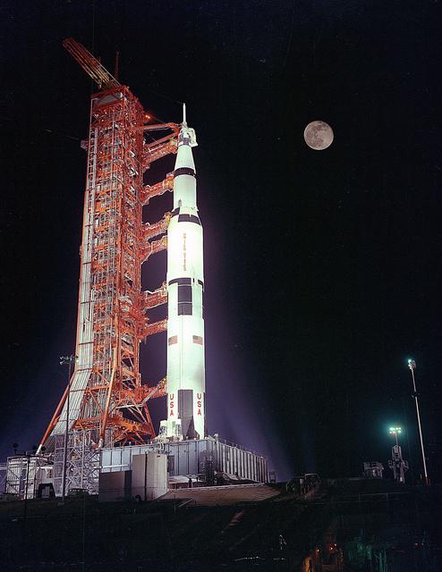 Apollo 17 Pre-Launch