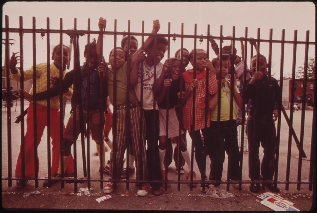 Playground, August 1973