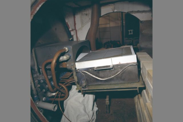 Space Shuttle Tile Thermal Protection System testing in Ames Arc Jet facilities ARC-1974-AC74-2002