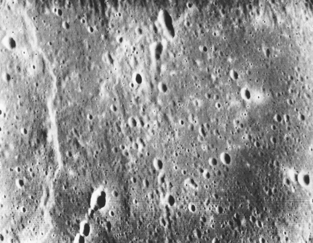 Mercury At Closest Approach