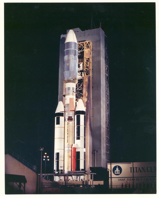 Viking Pre-Launch Test Flight