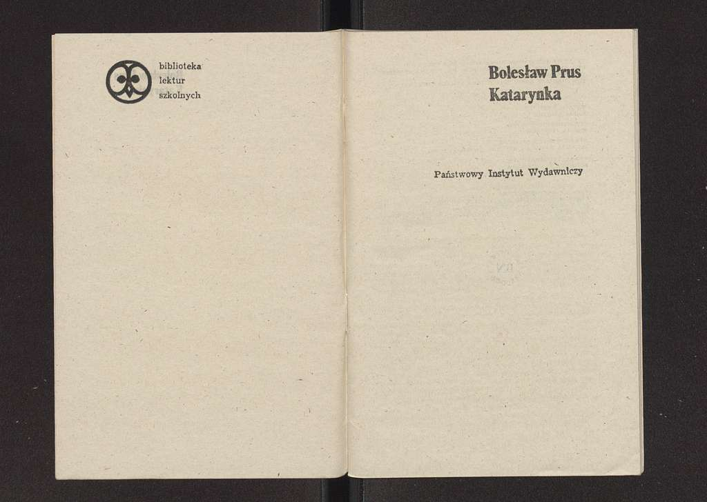 Katarynka (nowela)