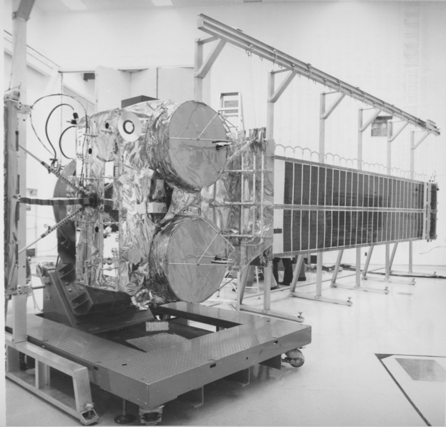 Communication Technology Satellite