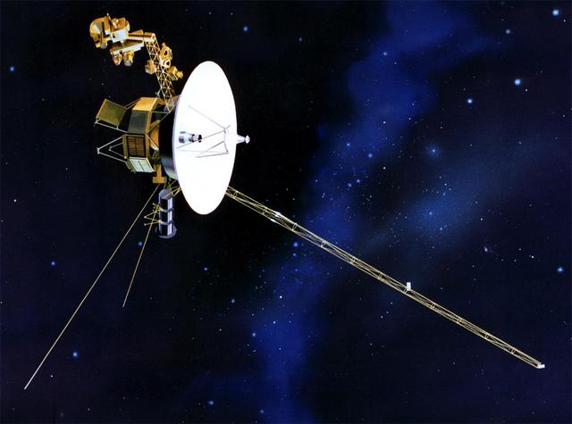Voyager, 1977-Present