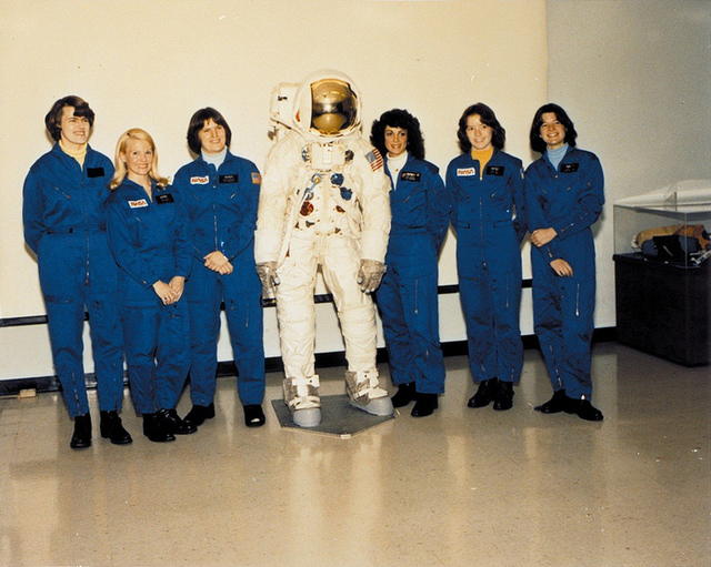 First Class of Female Astronauts