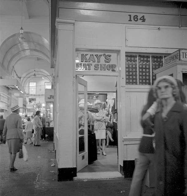 Katy's Hat Shop, Grainger Market