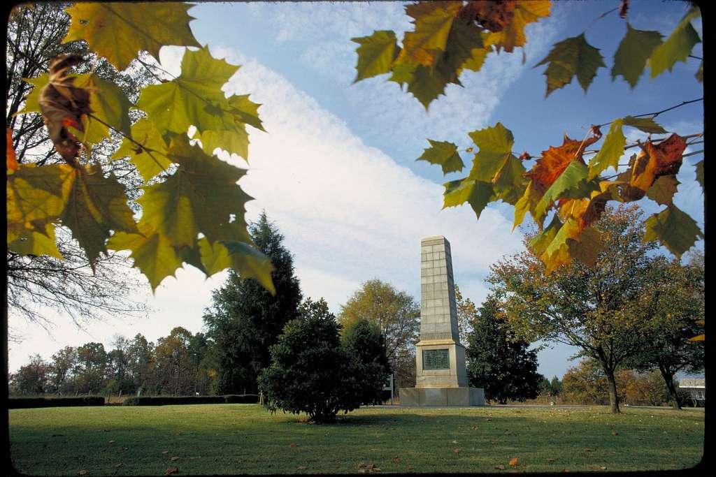 Cowpens National Battlefield, South Carolina