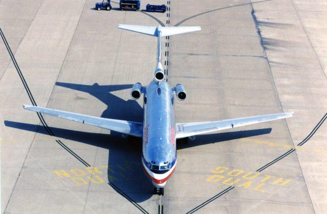 Boeing 727 N731AA American AL