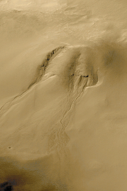 Evidence for Recent Liquid Water on Mars