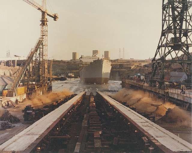 'Vishva Pallav' afloat after launch